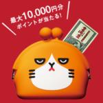 【Y!mobile】いい買い物の日でふてニャンがまぐちを貰ってきた話